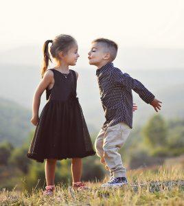 2 kinderen