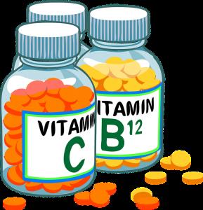 plaatje vitamines